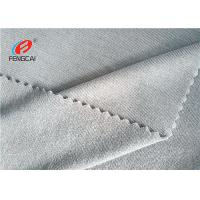 Buy cheap Elastic T - Shirt Weft Knitted Fabric Four Way Stretch Cotton 95% Modal 5% Spandex from wholesalers