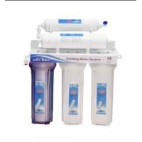 Buy cheap 20 Inch Preposed Three Blue Water Purifier Water Filter Housing with Air Release from wholesalers