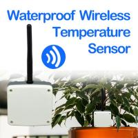 Buy cheap Waterproof Wireless Temperature Sensor from wholesalers