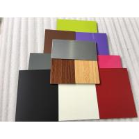 Buy cheap Various Colors Aluminum Composite Panel Cladding With Cold Resistance product