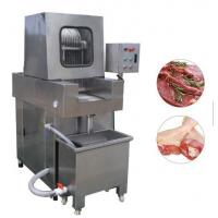 Buy cheap Stainless Steel Chicken Meat Processing Machine Brine Injection 4.1kw Power from wholesalers