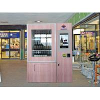 Buy cheap Touch Screen Red Wine Vending Machine For Street , Juice Vending Machine from wholesalers