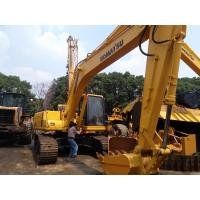Buy cheap Japan excavator construction komatsu excavator for sale second hand track excavator used digger for sale from wholesalers