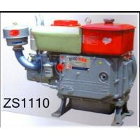 Buy cheap Single Cylinder Diesel Engines With 13.2 Kw 2200 r/min Rated Power from wholesalers