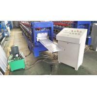 Buy cheap Selflock Type Sheet Roll Forming Machine 2 Years Warranty Low Noise Energy Saving from wholesalers