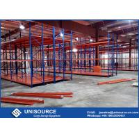 Buy cheap Easy Installation Longspan Shelving Units 4 Levels For Medium Duty Storage from wholesalers
