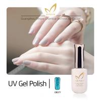 Buy cheap 500 Pure color Nail gel polish in UV gel factory in china from wholesalers