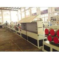 Buy cheap Tape Packing Machinery PET Strap Extrusion Line With Twin Screw from wholesalers