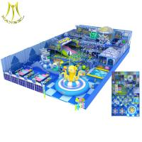Buy cheap Hansel  indoor playground commercial playground equipment supplier in Guangzhou from wholesalers