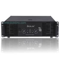 Buy cheap High power Double Channel 3U 1000-1400W@8Ω Power Amplifier CA Series from wholesalers