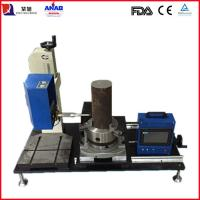 China Product Guarantee Letter Sample Dot Matrix Marking Machine For Rotary Engraving on sale