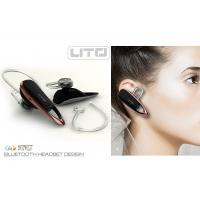 Buy cheap Ear noise cancelling wireless bluetooth stereo headsets headphones USB Charging from wholesalers