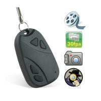 Buy cheap 720P HD Mini DV Car Keychain 808 camera Car keys camera from wholesalers