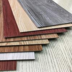Buy cheap Deep Embossed PVC Flooring Sheet Wood Design Luxury Vinyl Tiles Anti Slip from wholesalers