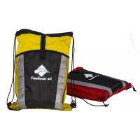 Buy cheap Design Promotional Drawstring Polyester Bag product