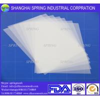 Transparent Positive Screen Printing Inkjet Film for textile printing/Inkjet Film