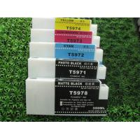 Buy cheap 350ml / 700ml Compatible Printer Ink Cartridges Epson With T5961 T5964 T5968 product