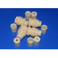Buy cheap Electrical Engineering Alumina Ceramic Parts / Ceramic Standoff Insulators from wholesalers