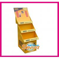 Buy cheap Retail Custom Pop Displays, Pop Display Stand with Matte Lamination, UV, Gold Hot Stamping from wholesalers
