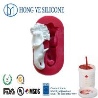 Buy cheap Platinum liquid silicone rubber for plaster of paris mold making  to italy from wholesalers