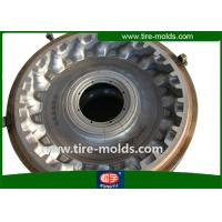 High Pressure Loader Tyre OTR Tyre Mold Aluminum Segmented Tire Mold