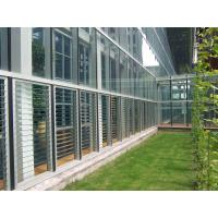 Buy cheap Clear & Tinted Mistlite Patterned hot selling exterior louver glass from wholesalers