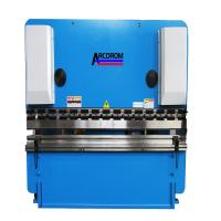 Buy cheap Multi-axes backgauge delem DA69 cnc press brake price 160ton from wholesalers