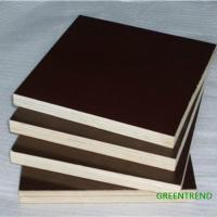 Buy cheap 9mm/12mm/15mm/18mm 1220mm*2440mm Marine Plywood/Film Faced Plywood from wholesalers