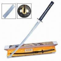 Buy cheap Traditional Handforged Samurai Sword Katana with Carbon Steel 1045 Blade Material from wholesalers