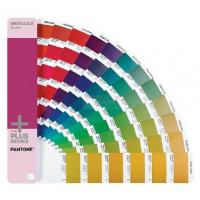 Buy cheap 2014 Version PANTONE metallic formula guide/coated Color Card product