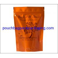 Buy cheap Stand up pouch, doypack, stand up bag with vivid gravure printing and zip from wholesalers