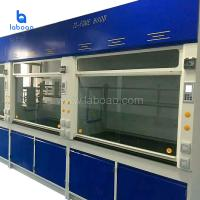 Buy cheap School uses traditional laboratory instrument fume hood 1200mm,1500mm,1800mm product