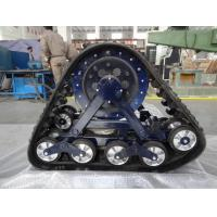 Buy cheap Rubber track conversion system for ATV/SUV/Tractor/Jeep from wholesalers