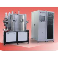 Buy cheap Cathodic Arc PVD Plating Machine For Metals Products , Arc Ion Vacuum Coating Unit from wholesalers