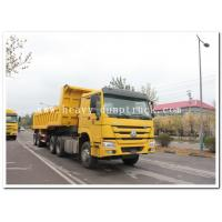 Buy cheap SINOTRUK HOWO 6x6 Euro 3 Tractor truck / prime mover truck for pulling dumper trailer from wholesalers