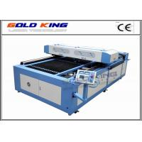 Buy cheap 130cm*250cm working size, metal and non-metal cutting machine Laser cut metal from wholesalers