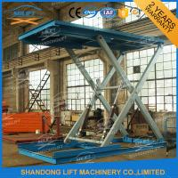 Buy cheap Heavy Duty Hydraulic Car Scissor Lift from wholesalers