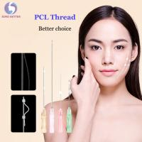 Buy cheap Sterile needle cosmetics micro cannulas cog for face lift PCL 3d meso thread from wholesalers