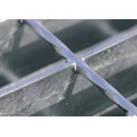 Buy cheap Composite Light Welded Steel Bar Grating 30 / 40 / 60mm Bearing Bar Pitch from wholesalers