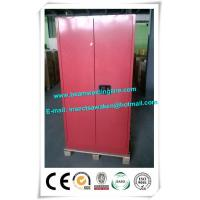 Buy cheap 45 Gallon Flammable Storage Cabinets Combustible Liquid Chemical Safety Cabinets from wholesalers