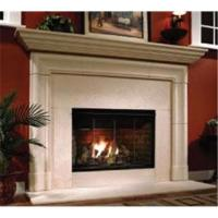 Buy cheap Beautiful Marble Fireplace from wholesalers