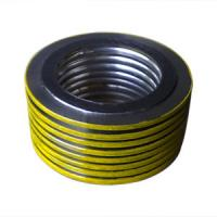 Buy cheap ANSI B16.20 Spiral Wound Gasket, with Inner, Outer Ring from wholesalers