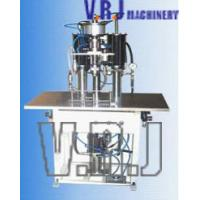 Buy cheap VRJ-BZQWJ Semi-automatic Aerosol Filling Machine from wholesalers