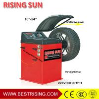 Buy cheap Car wheel balancing used auto garage equipment for workshop from wholesalers