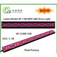 Buy cheap High Effective LED Tube Grow Lights Hydroponic For Plant , Long Life Time product