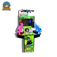 Buy cheap Indoor Coin Operated Arcade Game Machines Gun Shooting Type For Kids from wholesalers