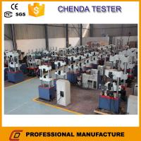 Buy cheap WES1000B Digital Display Hydraulic Universal Tensile Testing Machine Lab EquipmentFrom Chinese Factory from wholesalers