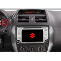 Buy cheap 4G SIM LTE Octa Core Android 6.0 Car Stereo , Suzuki Sx4 Head Unit With Radio from wholesalers