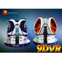 Buy cheap Egg Cinema 10d Visual Reality Simulator with Attaractive Appearance For Amusement Park product