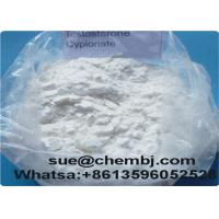 Buy cheap Muscles Building High Purity Steroid Powder Test Cypionate Testosterone Cypionate 58-20-8 from wholesalers